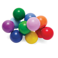 Manhattan Toy Classic Baby Beads (Bright Colours) image