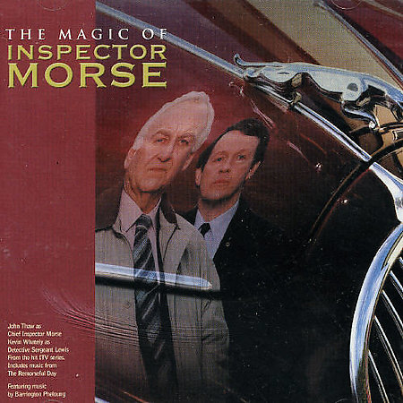 Magic Of Inspector Morse by Barrington Pheloung image