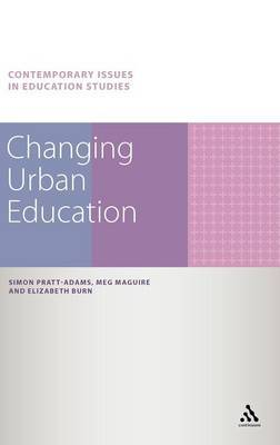 Changing Urban Education by Elizabeth Burn image