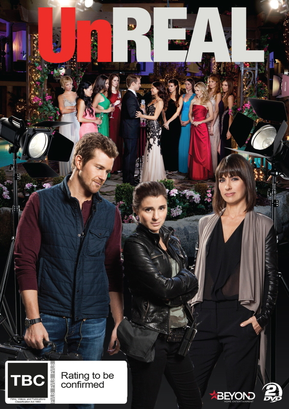 UnReal: The Complete First Season on DVD