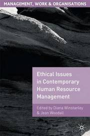 Ethical Issues in Contemporary Human Resource Management image