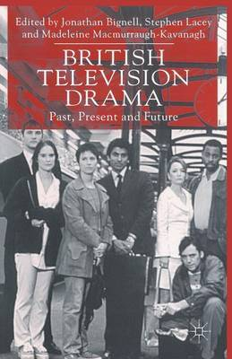British Television Drama by Jonathan Bignell image