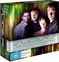 Sliders - The Complete Collection Box Set (Aluminium Collector Case) on DVD