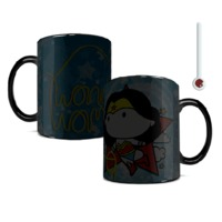 DC Comics Justice League Cartoon Morphing Mug (Wonder Woman)