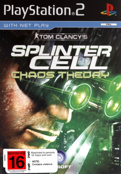 Tom Clancy's Splinter Cell: Chaos Theory for PlayStation 2 image