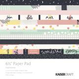 """Kaisercraft Daydreamer 6.5"""" Paper Pad"""