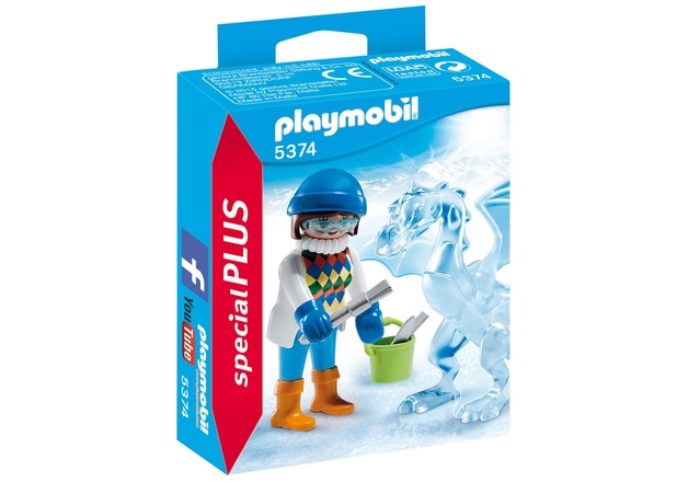 Playmobil: Special Plus - Ice Sculptor