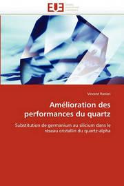 Amelioration Des Performances Du Quartz by Vincent Ranieri