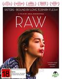 Raw on Blu-ray