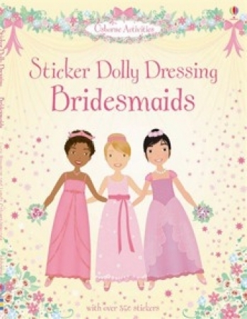 Sticker Dolly Dressing: Bridesmaids image
