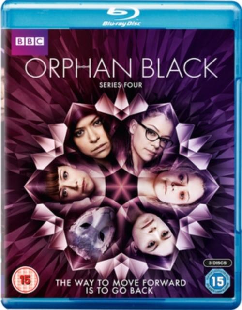 Orphan Black: Season 4 on Blu-ray