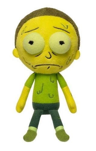 Rick and Morty - Toxic Morty SuperCute Plush image