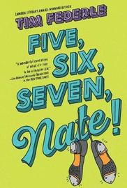 Five, Six, Seven, Nate! by Tim Federle image