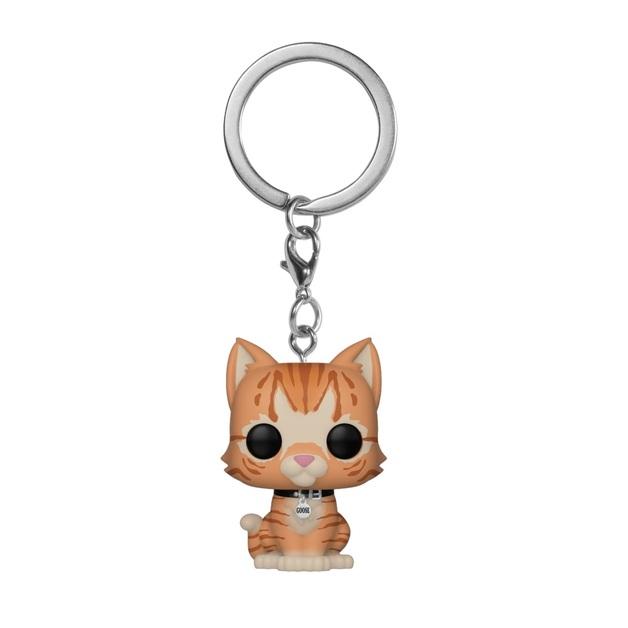 Captain Marvel - Goose the Cat Pocket Pop! Keychain