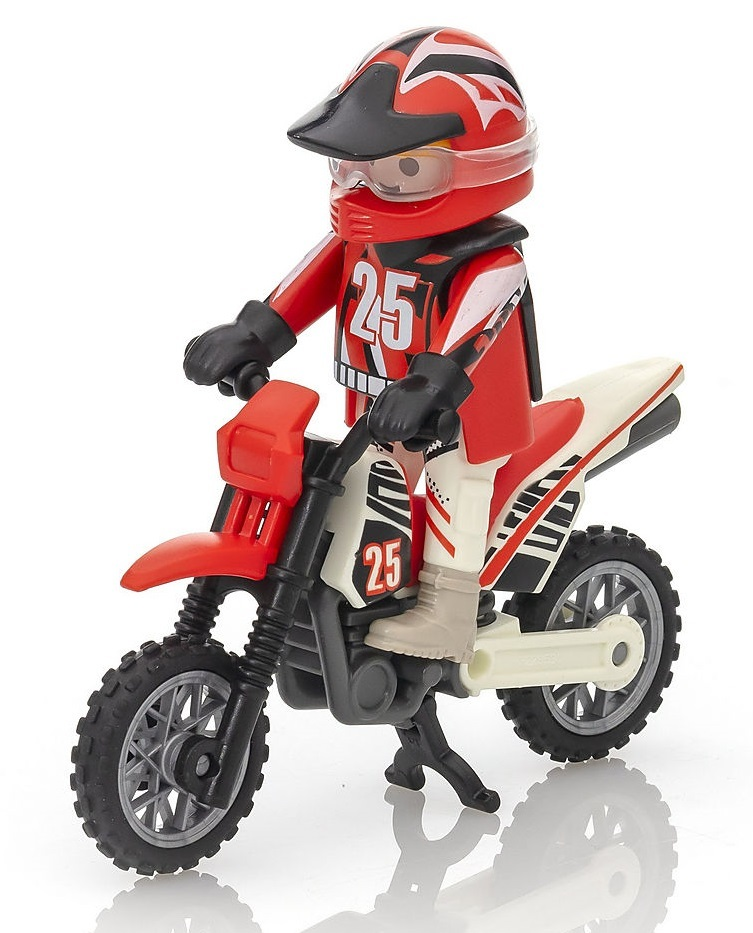 Playmobil: Special Plus - Motorcross Driver (9357) image