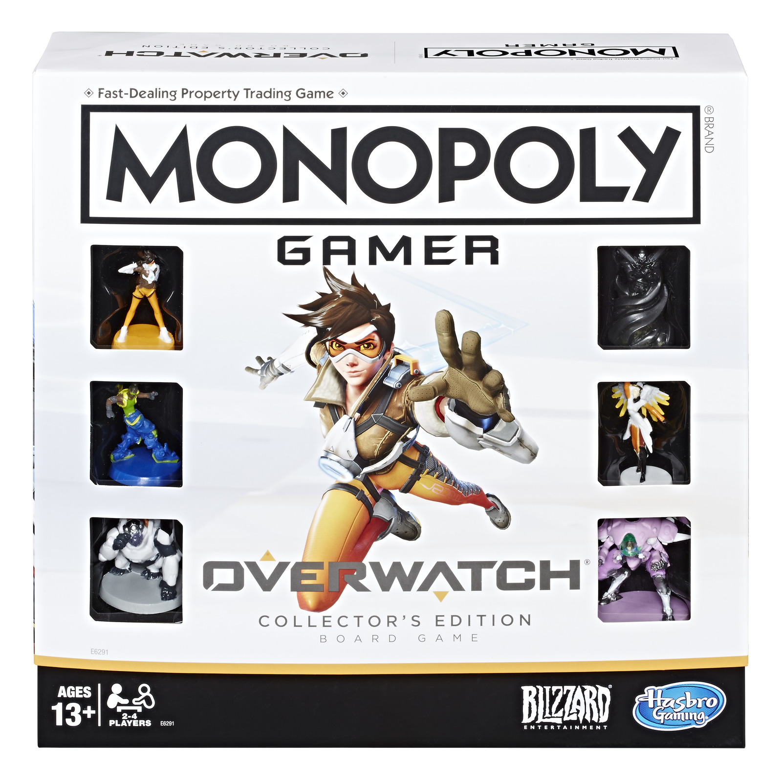 Monopoly: Gamer - Overwatch Edition image