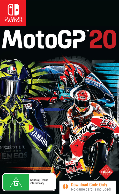MotoGP™20 (code in box) for Switch