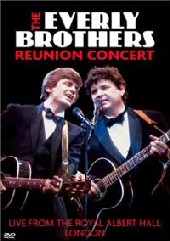 The Everly Brothers - Reunion Concert on DVD