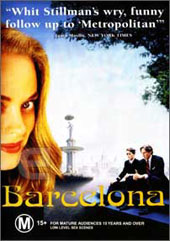 Barcelona on DVD