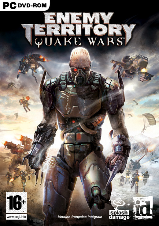 Enemy Territory: Quake Wars for PC Games