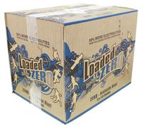 Loaded Sports Drink - Zero Avalanche Blast 1L (12 Pack)