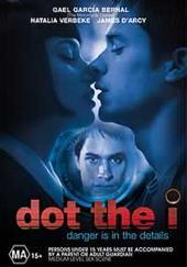 Dot The I on DVD