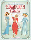 Historical Sticker Dolly Dressing Edwardian Fashion by Emily Bone