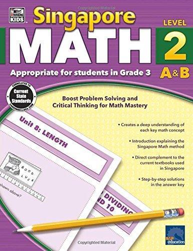 Singapore Math, Grade 3