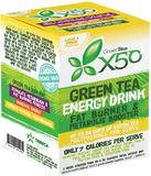 Green Tea X50 - Lemon & Ginger (30 Sachets)
