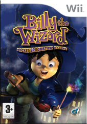 Billy the Wizard Rocket Broomstick Racing for Nintendo Wii