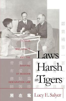 Laws Harsh As Tigers by Lucy E Salyer image