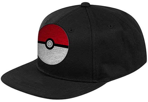 Pokemon: Pokeball - Flat Peak Cap image