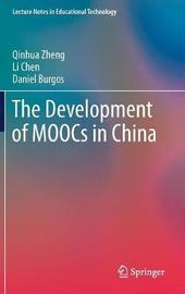 The Development of MOOCs in China by Zheng Qinhua image
