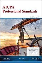 AICPA Professional Standards, 2017, Volume 1 by Aicpa