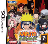 Naruto: Ninja Council for Nintendo DS