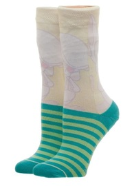 Pinky and the Brain: Faded Neon - Junior Sublimated Socks