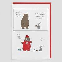 Redback Card: Cookies & Milk for Santa image