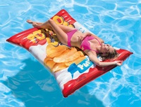 """Intex: Potato Chips - Inflatable Lounger (70"""" x 55"""")"""