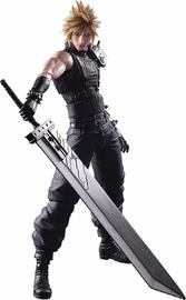 Final Fantasy: Cloud Strife - Play Arts Kai Figure