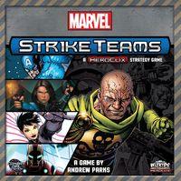 Marvel: Strike Teams - Strategy Board Game