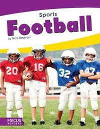 Football by Nick Rebman
