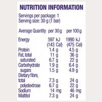 Atkins Endulge Bars - Milk Chocolate (Box of 5) image
