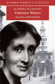 Authors in Context: Virginia Woolf by Michael H. Whitworth image