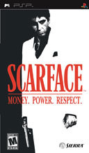 Scarface: Money. Power. Respect. for PSP