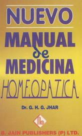 Nuevo Manual de Medicina Homeopatica image