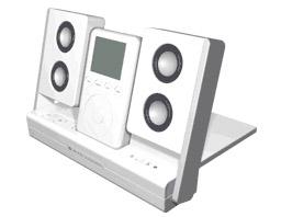 Altec Lansing iPod Docking Station and Speakers InMOTION IM1 image