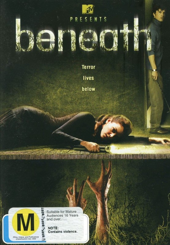Beneath on DVD