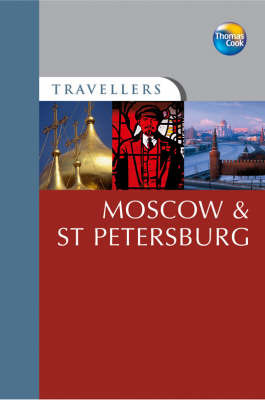 Moscow and St. Petersburg by Chris Booth, lec