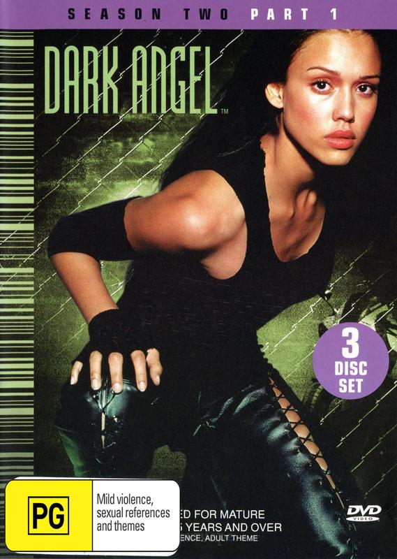 Dark Angel: Season 2 Part 1 (3 Disc) on DVD