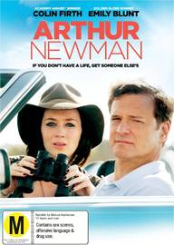 Arthur Newman on DVD